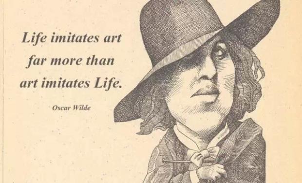 王尔德:复兴作为谎言的艺术