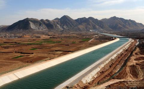 互动地图:中国大型调水工程产生的影响