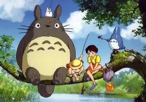 用童真对抗现实:宫崎骏动画电影的理想主义情怀