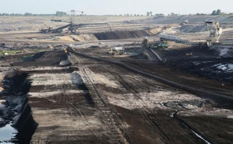 波兰农民暴动 矛头直指露天煤矿场