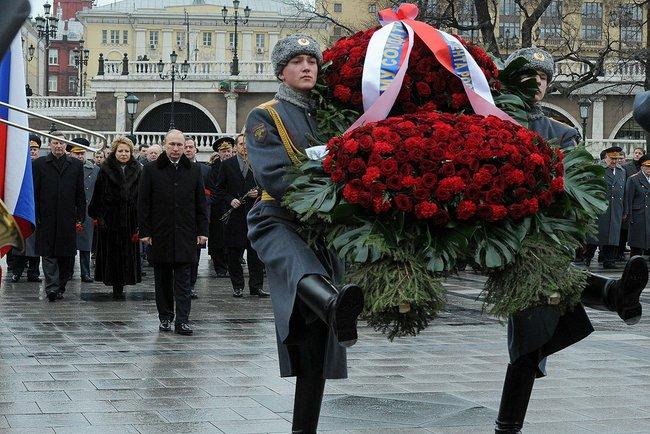 俄为庆祝二战胜利70周年提早预热