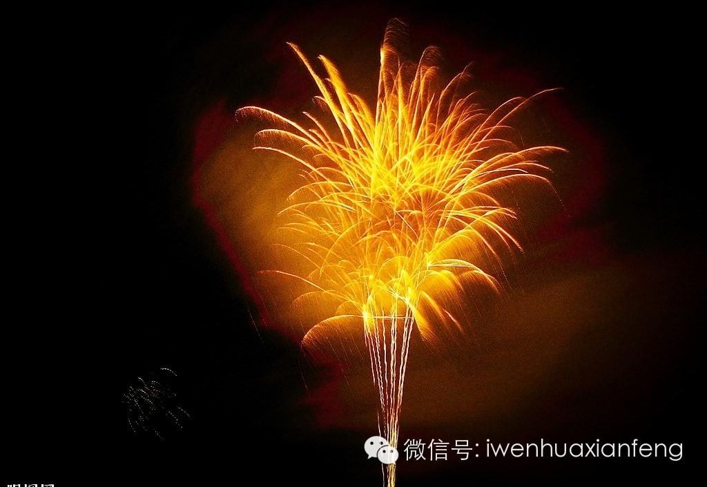 朱大可照明文化解读之三:焰火,怒放在天空上的政治幸福
