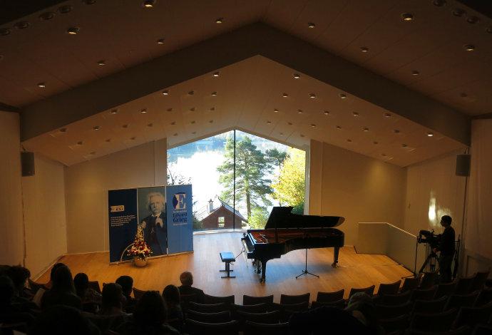 第十四届格里格国际钢琴比赛记实