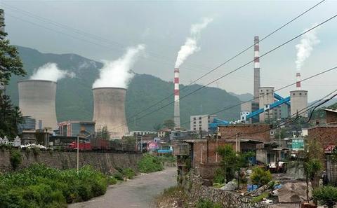 中国煤炭产量本世纪以来首次下降