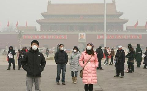 向空气污染宣战一年 北京空气质量几无改善