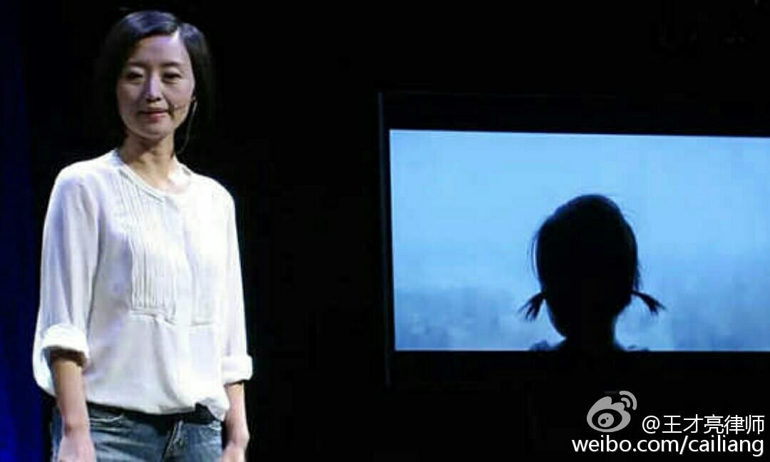 回看:柴静,央视离职前做了有关杨箕村拆迁的节目。