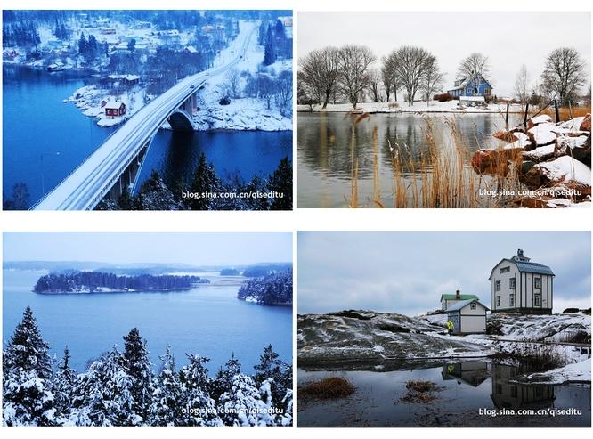 【芬兰】奥兰岛,漫游仙境