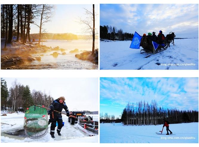 【芬兰】米凯利,萨伊马湖畔