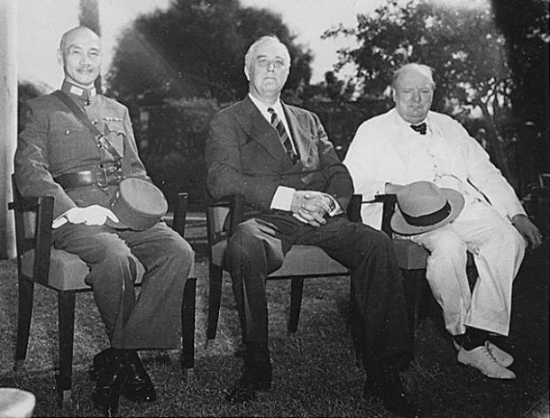 一场国际会议如何让蒋介石丢掉政权