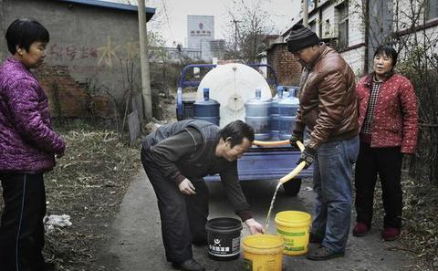 农村饮水尚存诸多挑战