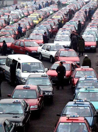 出租车行业:迎接新生产力