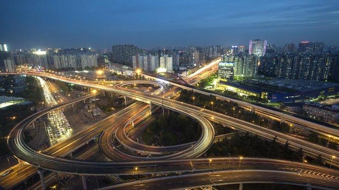 上海高架桥
