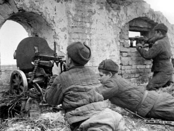卫国战争:红军为何首战失利?