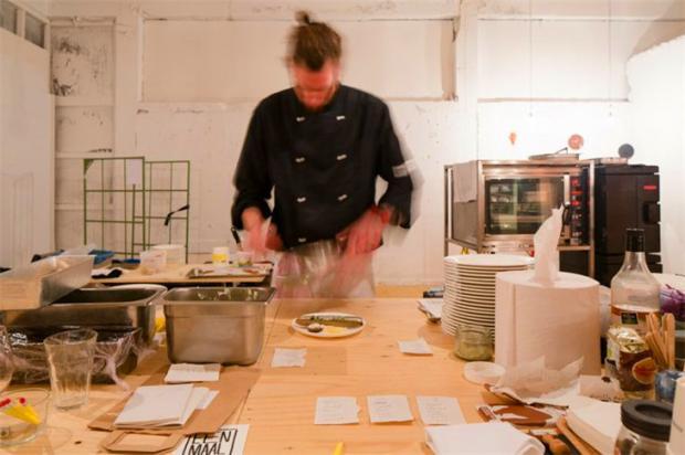 《大投行家》番外六:餐馆奇遇(1)