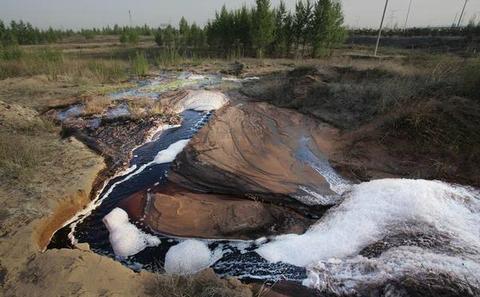 谁为中国的水资源负责?