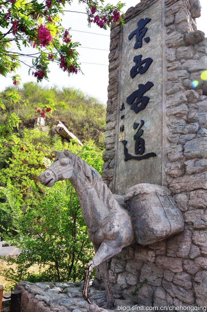 """古道西风""""瘦""""马"""