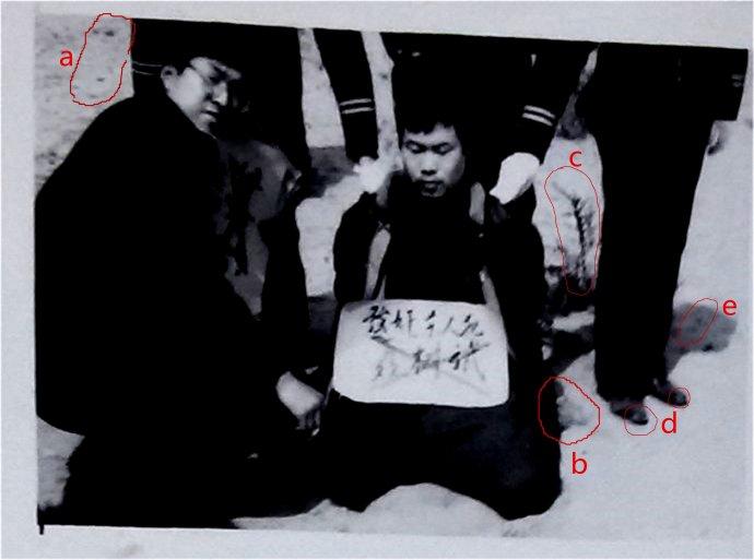 [转载]职业摄影师对聂树斌刑场雪地照片的解读