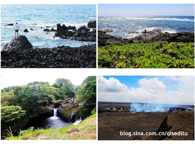【美国】夏威夷大岛,自然神奇之美