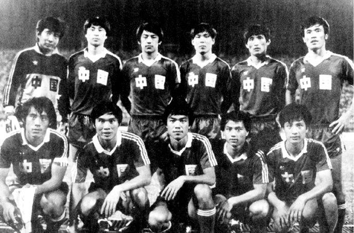 中国足球队第一个写辞职书的主教练
