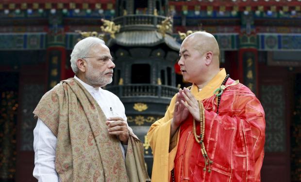 从莫迪访华看中印共识与分歧