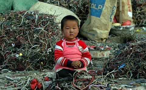 全球电子垃圾贸易仍在高速增长