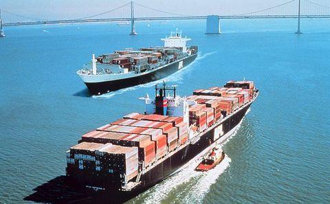 气候谈判:航运业拒绝回应碳排上限