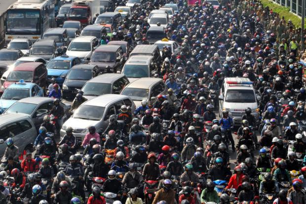 我们的城市,堵在哪里?