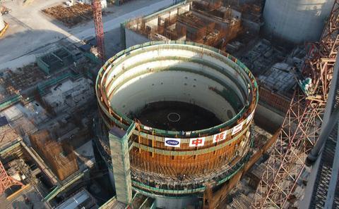 中国力挺高风险高成本的核计划