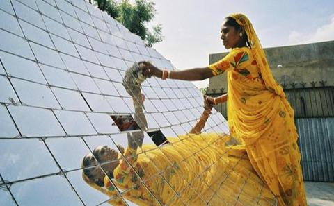 清洁能源或成莫迪访华重大成果