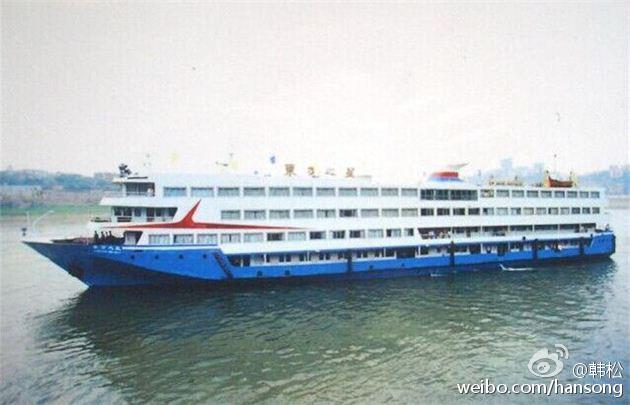 长江仍然诡异,人类依旧渺小