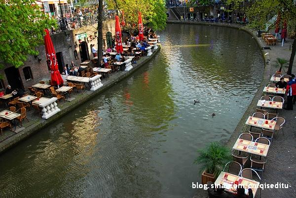 【荷兰】水灵灵的乌得勒支