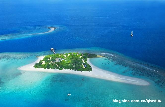 【马尔代夫】天堂小岛,帐篷别墅的私密生活