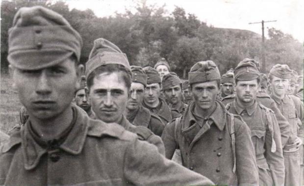 外军战俘与苏联强劳体制(上篇)