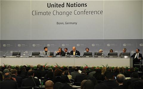 联合国气候谈判前景仍不乐观