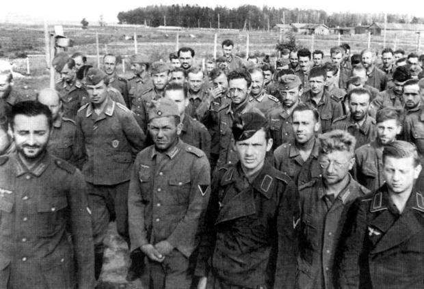 外军战俘与苏联强劳体制(下篇)