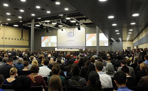 波恩气候会议未能为巴黎峰会扫清障碍