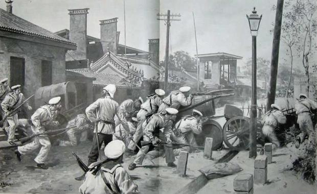 1900:夏夜北京枪声急