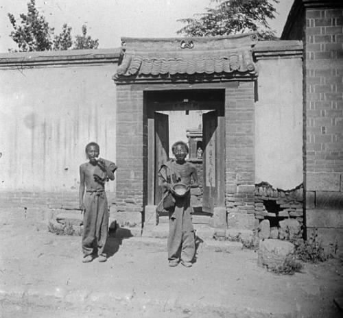 100多年前的中国人是这样生活