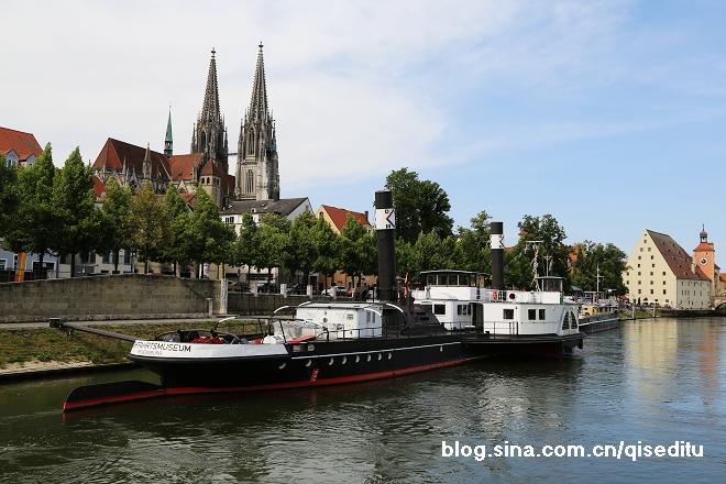 【德国】多瑙河边的雷根斯堡