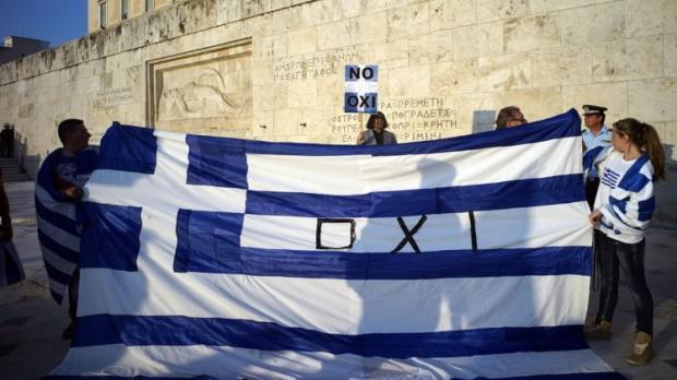希腊,全民公投前夕| 欧疆雅典纪事