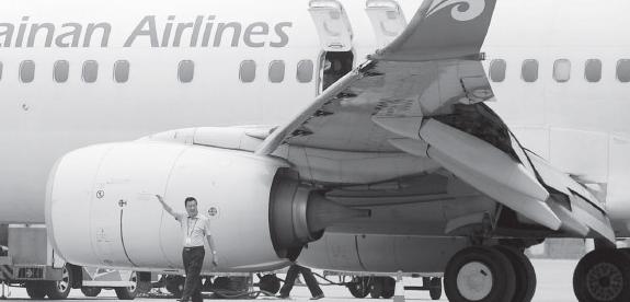 撤离飞机旅客受伤的根本原因