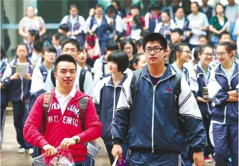 从浙江省高考录取线看中国高等教育发展