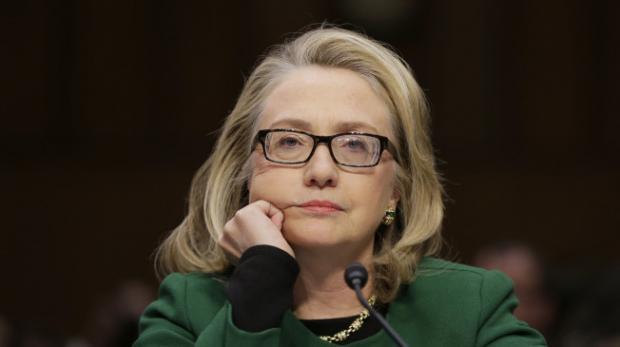 美国国会给希拉里发了一张传票|希拉里竞选周记