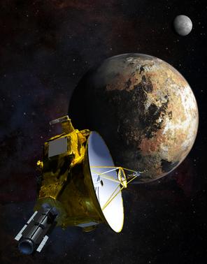 冥王星探秘:从暗淡圆点到活力萌王