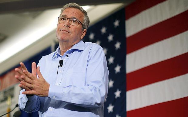 1亿美元,布什假装没收到 |布什竞选周记