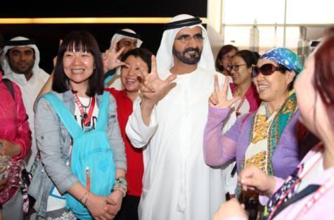 中国与中东北非:共筑新丝绸之路