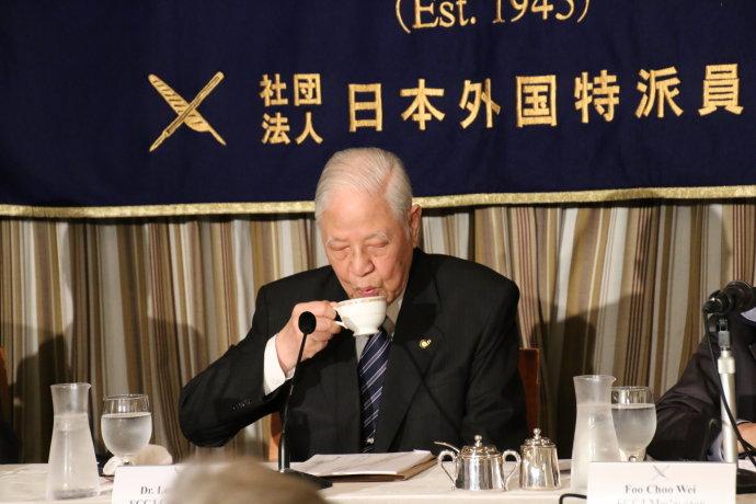 [转载]我问李登辉:你为何寻求台湾独立?