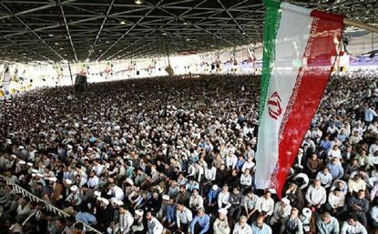 德黑兰聚礼: 亲历伊朗爱国主义教育 | 伊朗行记