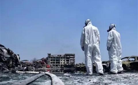 """天津爆炸,环境信息公开走在了""""前面"""""""