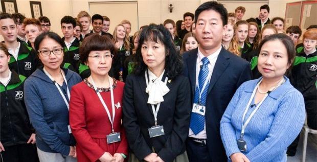"""BBC""""中国学校""""说明了什么?"""